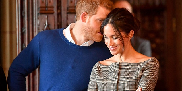 Meghan Markle and Prince Harry will be married on May 19.