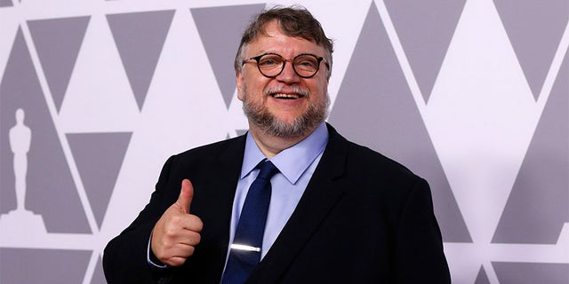 """Guillermo del Toro directed """"The Shape of Water."""""""