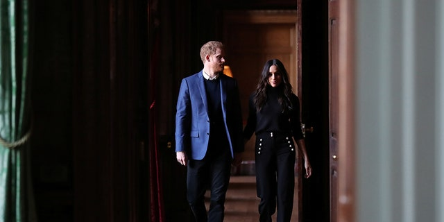 """""""Suits"""" actress Meghan Markle will marry Prince Harry on May 19."""