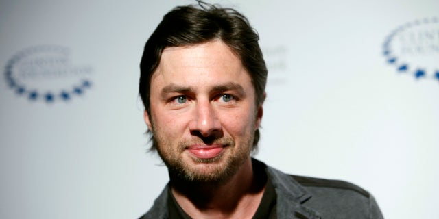 Actor Zach Braff had to make a YouTube video to explain to fans that he was not dead.