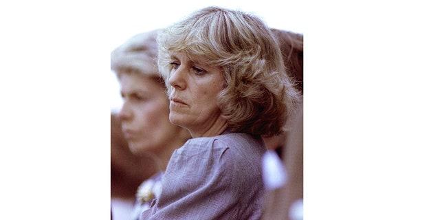 Camilla Parker Bowles in 1995.
