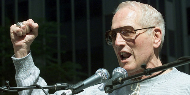 Hollywood star Paul Newman wanted to help others in need, including veterans.