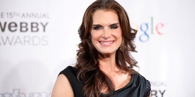 Brooke Shields is in the hospital recovering after breaking her femur (thigh bone).