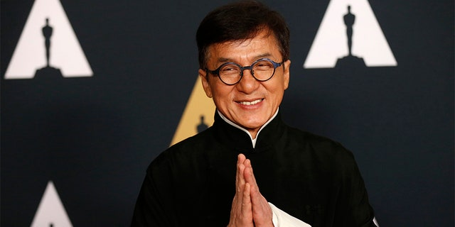 Action star Jackie Chan had to take to Facebook to prove he was still alive.