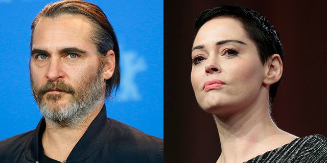 Joaquin Phoenix and Rose McGowan are former members of the Children of God.