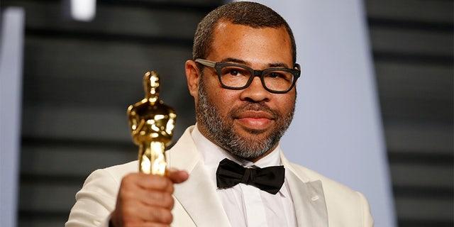 "Director Jordan Peele won an Oscar for his controversial film ""Get Out."""