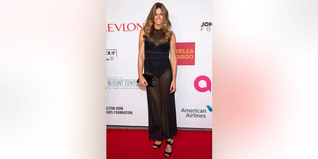 Kelly Bensimon attends the Elton John AIDS Foundation's 13th Annual An Enduring Vision Benefit in New York October 28, 2014. REUTERS/Andrew Kelly (UNITED STATES - Tags: ENTERTAINMENT) - GM1EAAT0T0V01
