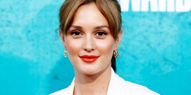 """Gossip Girl"" actress Leighton Meester reveals why she won't talk about her family to the media."