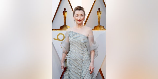 """Actress Lesley Manville stars in the British dramady """"Mum."""" (Reuters)"""