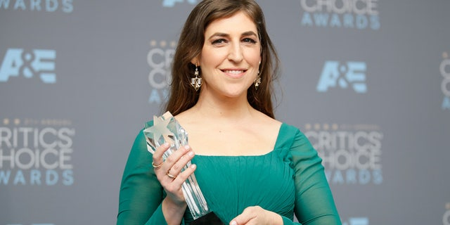 Mayim Bialik is ready should 'The Big Bang Theory' end after Season 12.