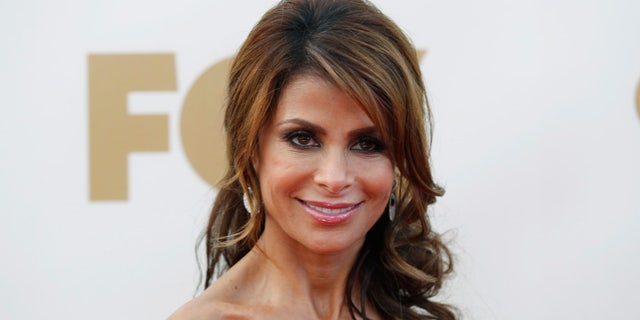 Paula Abdul fell off the stage at a recent concert performance.