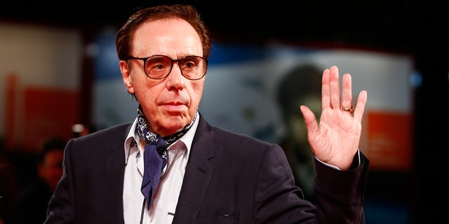 Director Peter Bogdanovich attends the 71st Venice Film Festival.