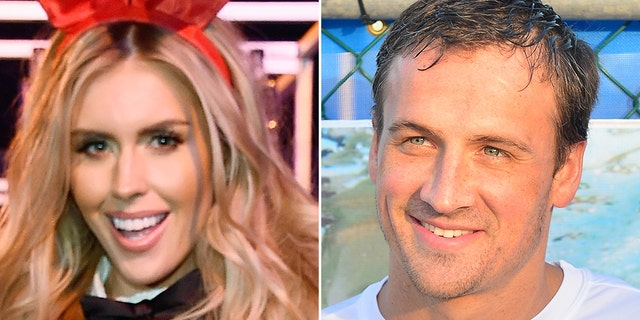 Ryan Lochte and Kayla Rae Reid got married again on Sunday.