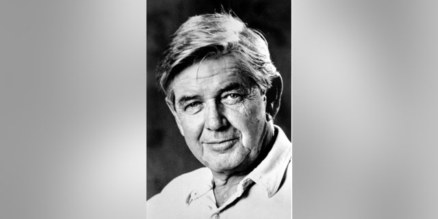 "Ralph Waite, who played the father in ""The Waltons"" television series, is shown in this undated file photograph."