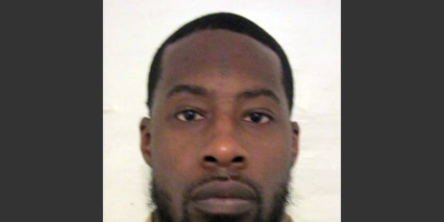 """This undated photo provided by the New Jersey Department of Corrections shows Vonte Skinner. Skinner, whose rap lyrics boasted he would """"blow your face off and leave your brain caved in the street"""" will have his attempted murder case considered by New Jersey's Supreme Court, which will decide whether the words he penned should have been admitted at trial. Skinner's case is being watched closely by civil liberties advocates who contend the lyrics should be considered protected free speech under the Constitution. (AP Photo/New Jersey Department of Corrections)"""