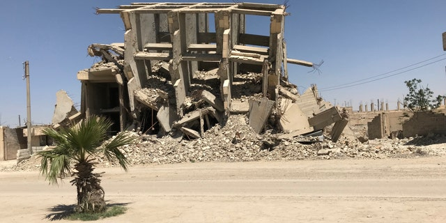 Mustafa lamented the slow pace of aid from international NGOs in Raqqa.