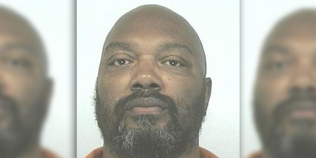 Ray Meeks mug shot.