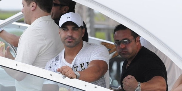 """Joe Gorga and Joe Guidice are seen on """"The Real Housewives of New Jersey"""""""