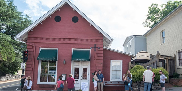 White House press secretary Sarah Sanders was asked to leave The Red Hen restaurant on Friday night.