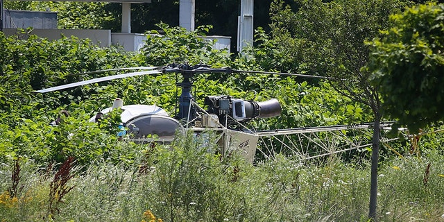 Redoine Faid is believed to have fled with three armed accomplices after ditching the helicopter used in the prison escape.