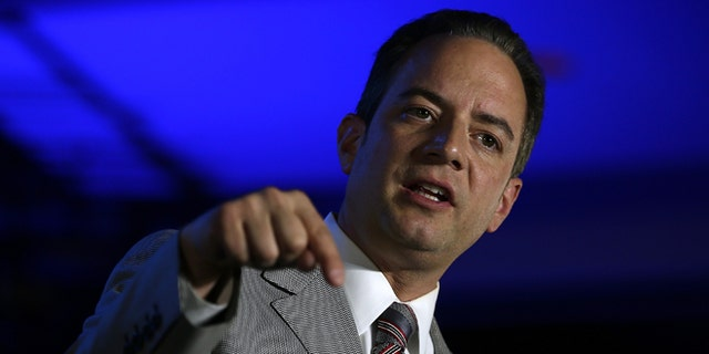 Reince Priebus reacts after Wisconsin Dems try to change recount rules following Trump filing: 'You can't make