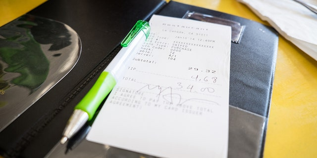 A large percentage of millennials would rather the gratuity be incorporated into the price.
