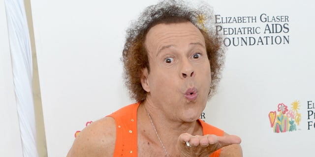 Richard Simmons has been reposting old content on his YouTube channel to help people stay fit during the coronavirus pandemic.
