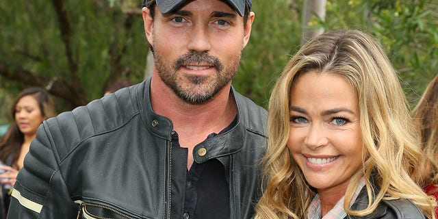 Denise Richards is reportedly engaged to Aaron Phypers.