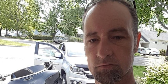 Donnie Robichaud was identified by a family member as one of the people killed in the shooting on August 10, 2018.