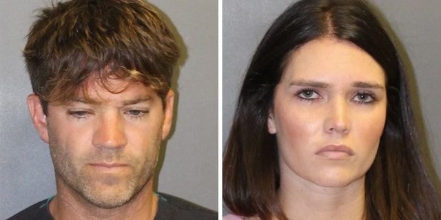 Grant William Robicheaux, 38, and Cerissa Laura Riley, 31, were charged Tuesday with sexually assaulting two women by use of drugs, officials say.
