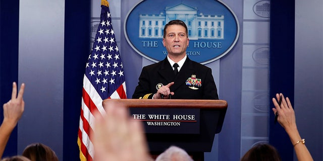 So-called 'girthers' didn't believe Dr. Ronny Jackson when he said the president weighed 239 pounds.