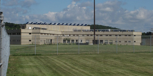 "At least 24 guards, nurses and inmates were exposed to an ""unknown substance"" at the Ross Correctional Institution in Ohio on Wednesday, August 29, 2018."