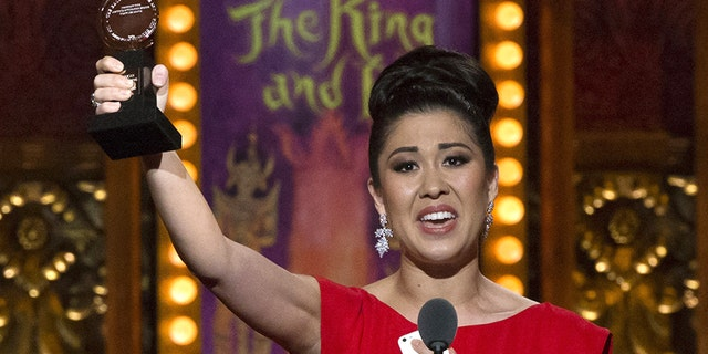 Tony Award-winning actress Ruthie Ann Miles' daughter was killed when a driver lost control of her car.