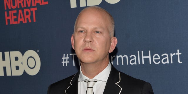 Ryan Murphy, pictured here in May 2014, revealed on Instagram on Monday that his now 4-year-old son was diagnosed with cancer two years ago.