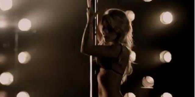 June 9, 2011: Shakira's new music video Rabiosa went viral Thursday through VEVO. In the video the Colombian singer sensually dances on a pole.
