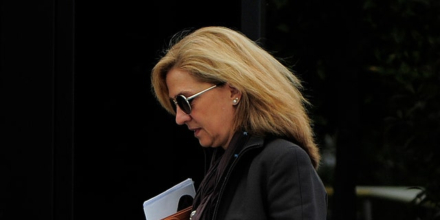 The 48-year-old princess will appear March 8 for questioning about her partnership with her husband.