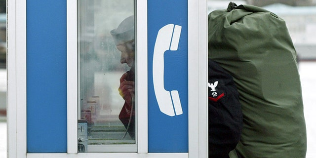 """GOOD CALL: Hundreds of old phone booths will become Internet-wired with iPad-like """"smart screens."""""""