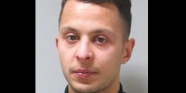 This undated file photo provided by the Belgian Federal Police shows 26-year old Salah Abdeslam, who is wanted by police in connection with recent terror attacks in Paris.