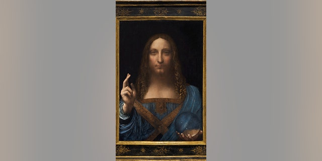 Crown Prince Mohammed bin Salman purchased Da Vinci's 'Salvator Mundi' painting for $450 million.