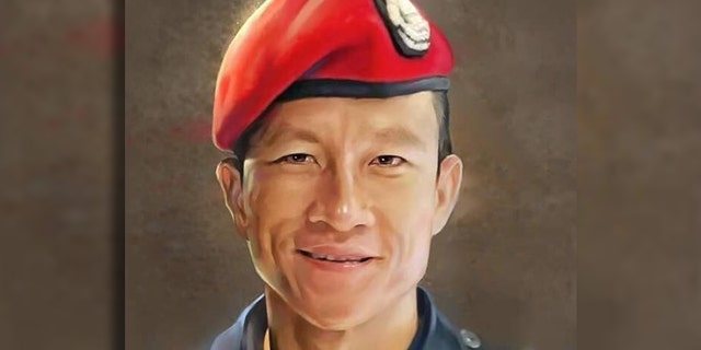 The sole fatality of the rescue operation, former Thai navy SEAL Petty Officer Saman Gunan.