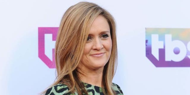 Samantha Bee admitted on Tuesday she goes easy on President Biden after years of mocking former President Trump's every move.
