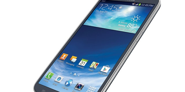 With a screen measuring 6.3 inches diagonally, the Galaxy Mega is almost as big as a 7-inch tablet computer. The difference: It makes phone calls.