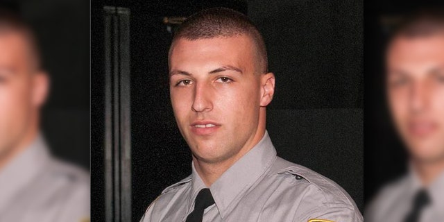 North Carolina State Trooper Samuel Newton Bullard had been with the department for only three years.