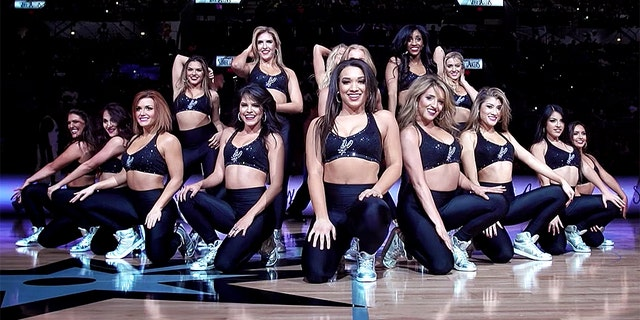 """The San Antonio Silver Dancers were disbanded to form a more """"family-friendly"""" co-ed group."""