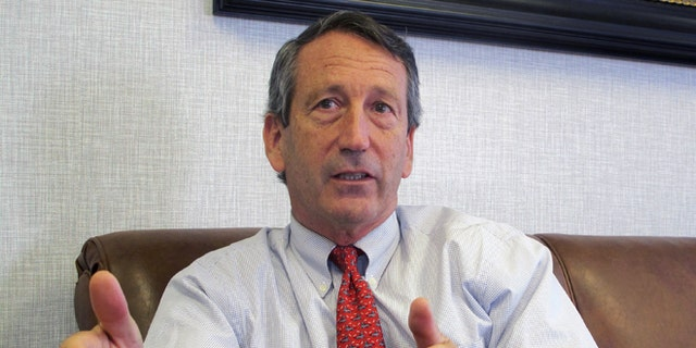 Rep. Mark Sanford, R-S.C., has been outspoken in his criticism of President Trump.