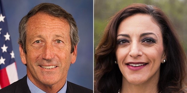 Mark Sanford, a frequent Trump critic, went head-to-head in Tuesday's South Carolina primary with Trump backer Katie Arrington, a relative political newcomer.