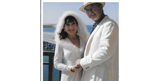 Elaine Stevens would go on to find love again with her current husband Jim.