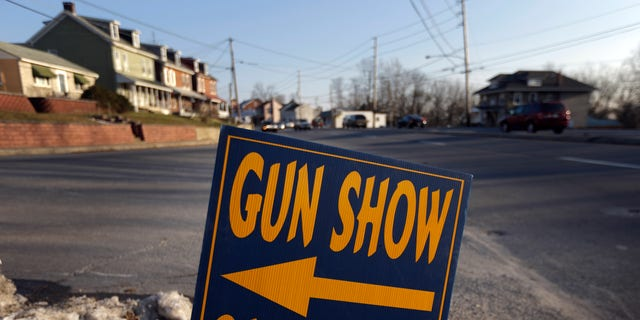Gun shows did thriving business during the Obama years.