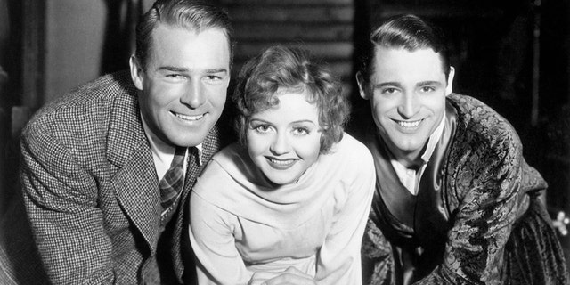 Randolph Scott [left] and Cary Grant [right] were allegedly lovers, Scotty Bowers claimed.