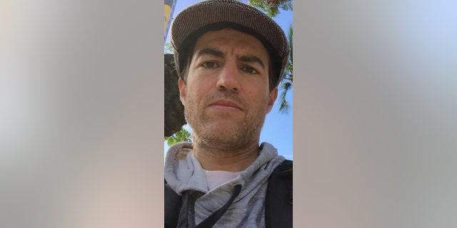 Sebastian Woodroffe, 41, was in Peru to learn about hallucinogenic medicine.